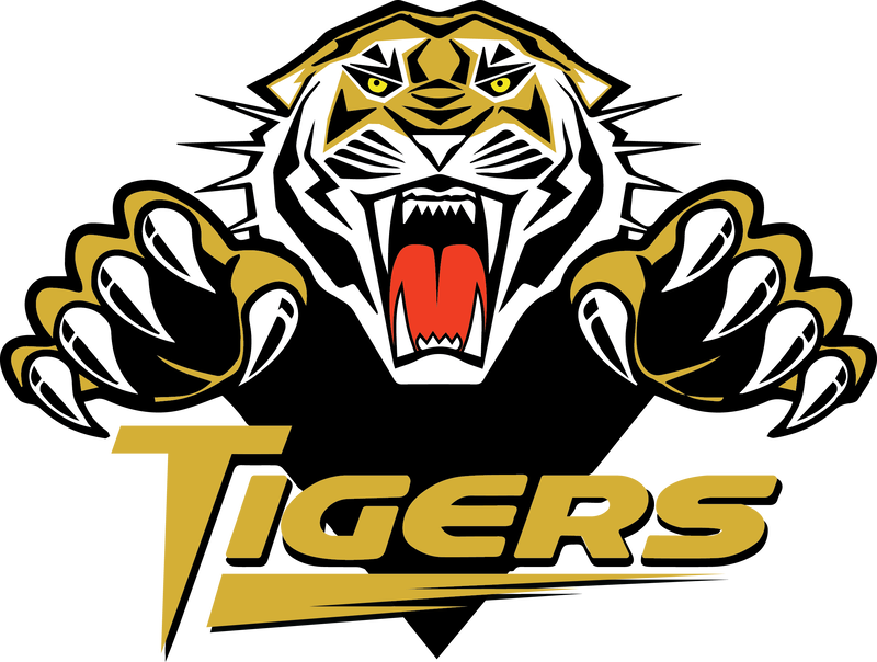 RHS and District Tiger Logo